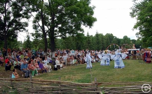 В Тульской области проходит фестиваль «Песни Бежина луга»