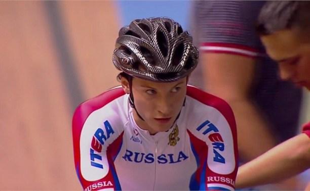 Елена Брежнива завоевала золото чемпионата Европы по велоспорту