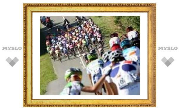 """На трассе """"Тур де Франс"""" произошел взрыв"""