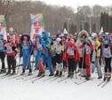 Фоторепортаж с гонки «Лыжня России – 2014»