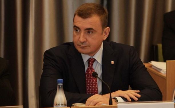Алексей Дюмин планирует объехать Тульскую область с инспекцией