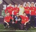 Тульские болельщики стали четвертыми на турнире «Забей ГОЛ, фанат!»