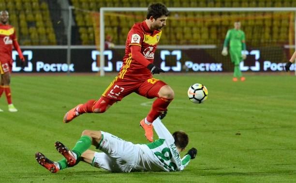 «Арсенал» и «Рубин» сыграли вничью – 0:0
