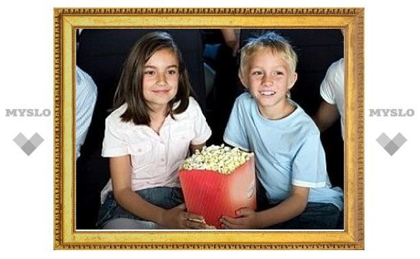 1 октября более 200 тульских детей пришли на благотворительный показ мультфильма