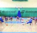В Туле прошёл баскетбольный мастер-класс