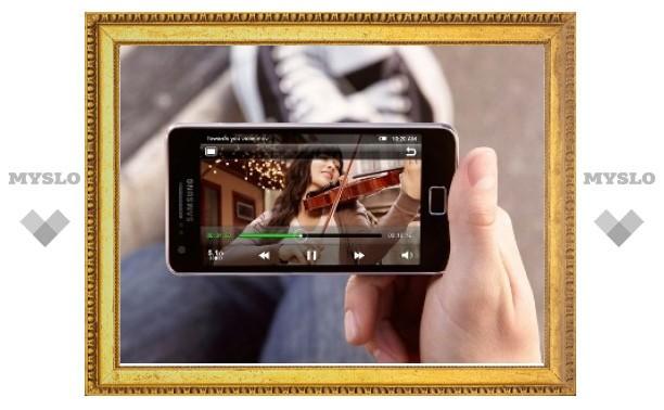 Galaxy S II оказался самым популярным смартфоном Samsung