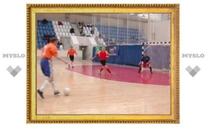 Тульские ветераны определят лучших футболистов