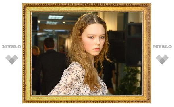 Тульская модель Маша Пуханова покоряет столицу