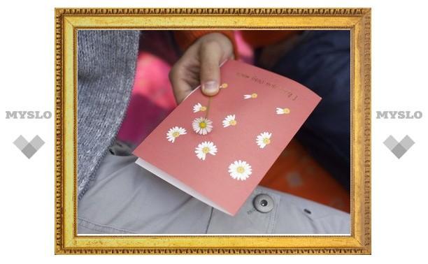 В Туле врач поздравила коллегу матерной открыткой