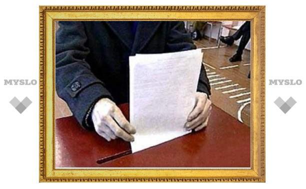 В Туле проходят выборы депутатов Государственной Думы