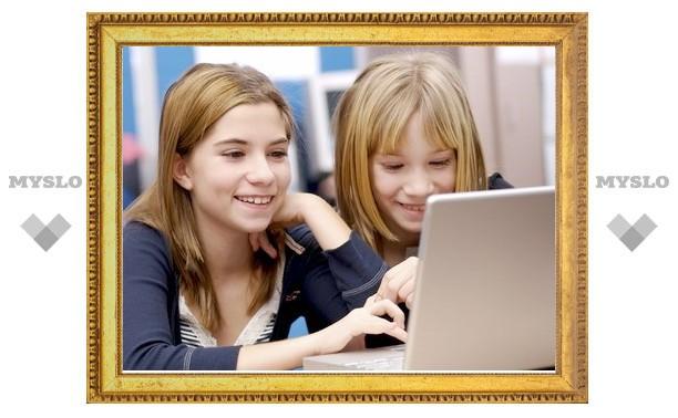 Тульские школьники создали компьютерные программы, пропагандирующие здоровый образ жизни