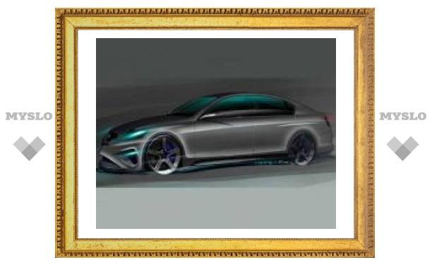 Lexus представит на автошоу SEMA седан GS 460