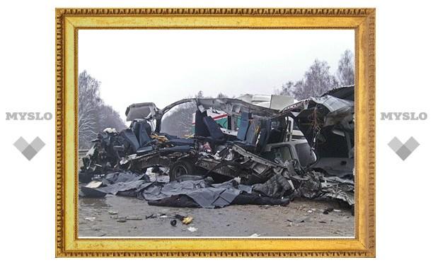 Погибших в ДТП с междугородной маршруткой опознают
