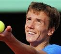 Тульский теннисист пробился в четвертьфинал турнира в Тюмени