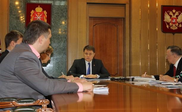 Стихия нанесла ущерб Ефремову на 150 млн рублей