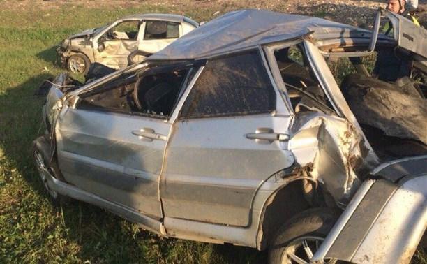 В аварии под Тулой погиб 45-летний мужчина