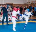 В Щёкино прошли соревнования по рукопашному бою