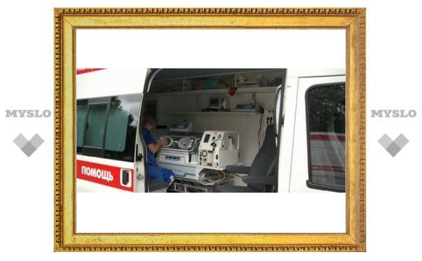 В Туле водитель «ГАЗели» сбил пешехода