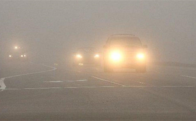 На тульских дорогах 4 ноября ожидаются гололедица и туман