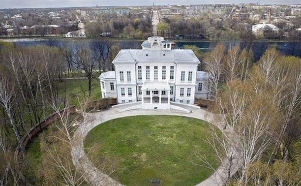 Друзья, голосуем за Богородицкий дворец!