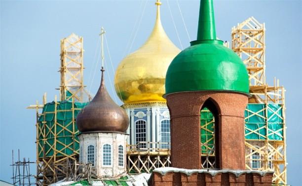 Колокольню Успенского собора передадут в собственность РПЦ