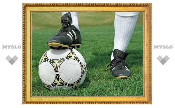 Тульские футболисты установили рекорд