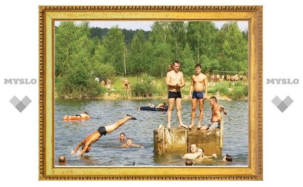 Где искупаться в Тульской области?