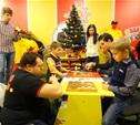 Болельщики тульского «Арсенала» определили чемпиона по шашкам