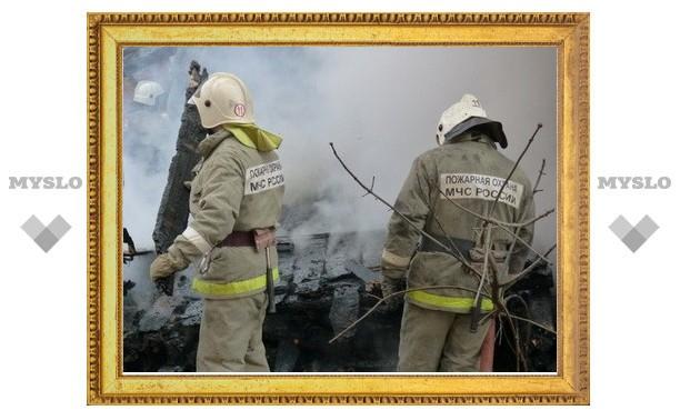 Под Тулой курильщик подпалил многоэтажку