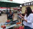 В Туле прошел рейд по борьбе с незаконной торговлей