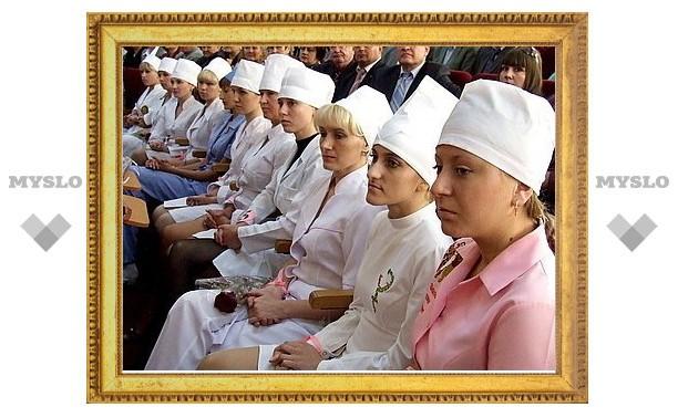 В Туле выберут лучшую медсестру
