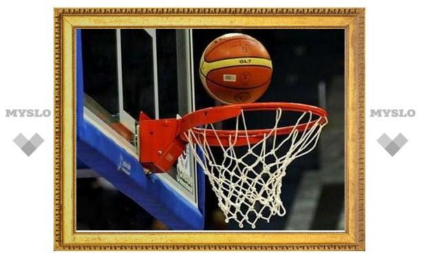 В Туле открывается сезон баскетбольных игр