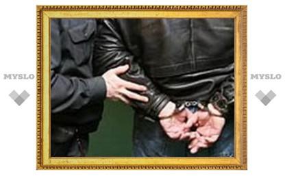 В Туле участились грабежи