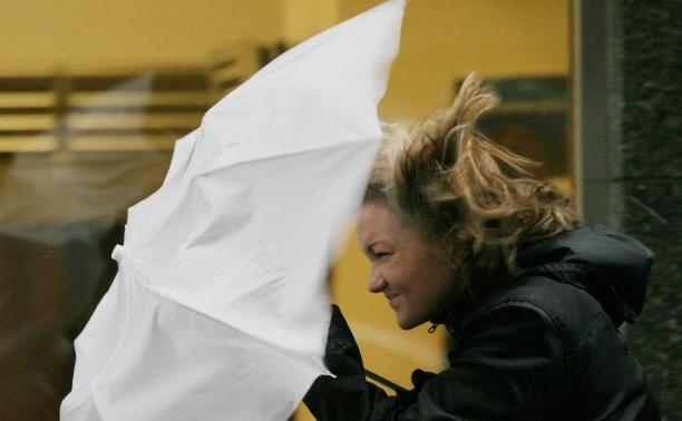 В Тульской области ожидается сильный ветер