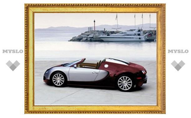 В 2009 году в России был продан всего один Bugatti Veyron