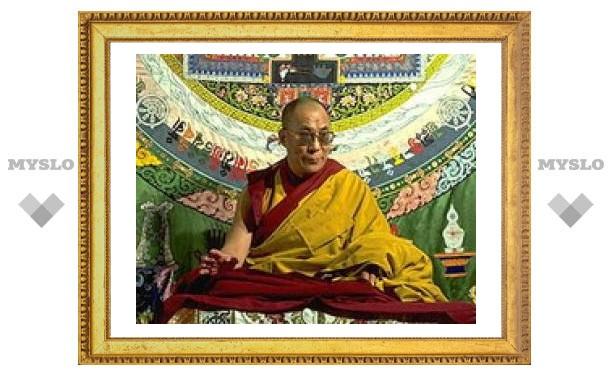 Далай-лама не исключает, что может посетить Олимпиаду