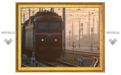 С 22 апреля изменится расписание движения поездов Курского направления
