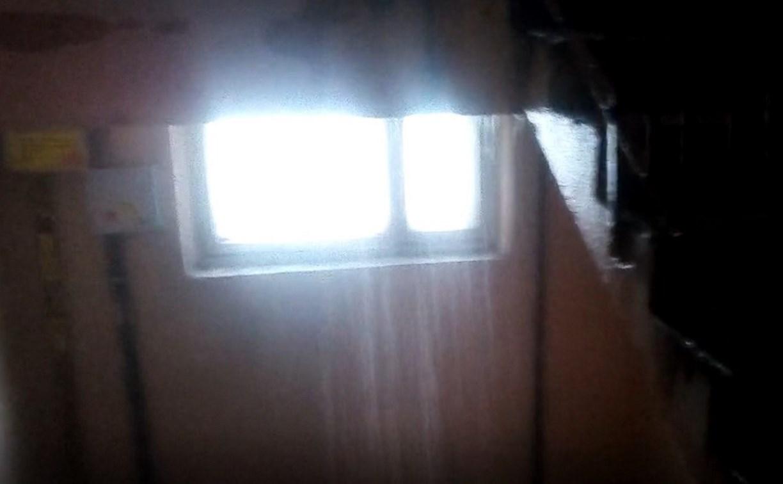 Из-за ливня в Туле затопило два многоквартирных дома