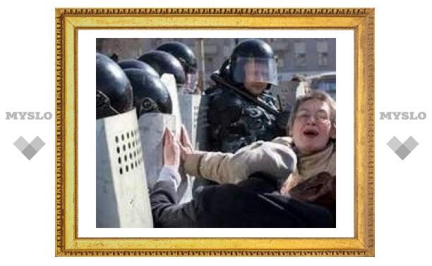 """За """"Марш несогласных"""" в Нижнем Новгороде ответят 29 человек"""