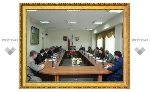 Законопроект о единственном президенте внесен в Госдуму