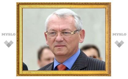 Александр Прокопук получил медаль от сотрудников МЧС