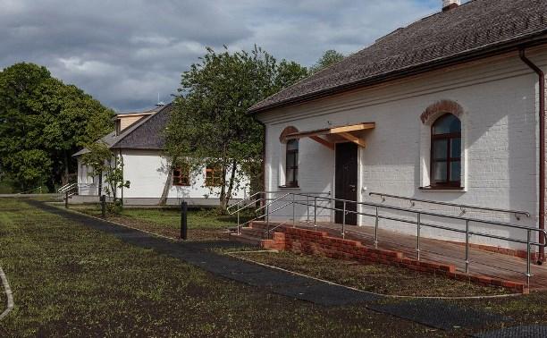 На Куликовом поле появилась этнографическая деревня