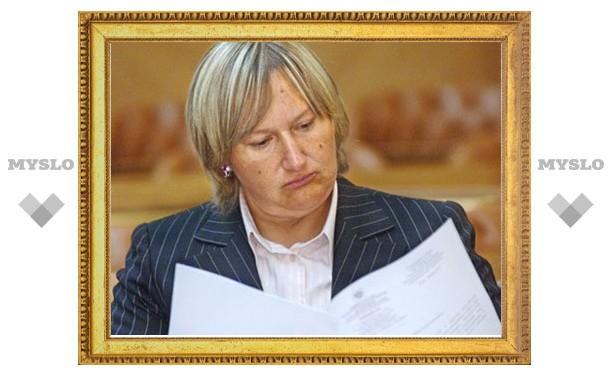 Против завода Батуриной в Веневе прошел пикет