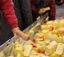 Роспотребнадзор ввёл запрет на ввоз польских сыров