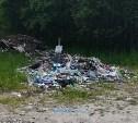В Туле вывезли более 3000 кубометров мусора