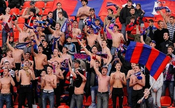 На игре с тульским «Арсеналом» красноярских болельщиков морили жаждой