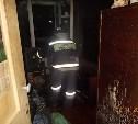 В Киреевске из горящего дома пожарные спасли 9 человек
