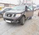 В Туле столкнулись «Ниссан Патфайндер» и «Форд Фокус»