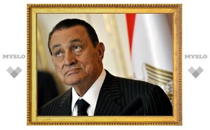 Хосни Мубарак передал часть полномочий вице-президенту