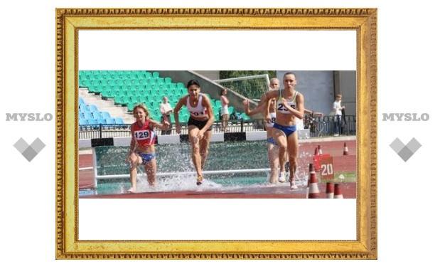 В Туле определили лучших атлетов России